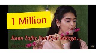 Mumbai Performance -Kaun Tujhe Yun Pyar Karega The Golden Notes-Palak Jain