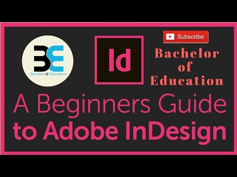 Learning Adobe InDesign CS6 Training Video Customize The Workspace