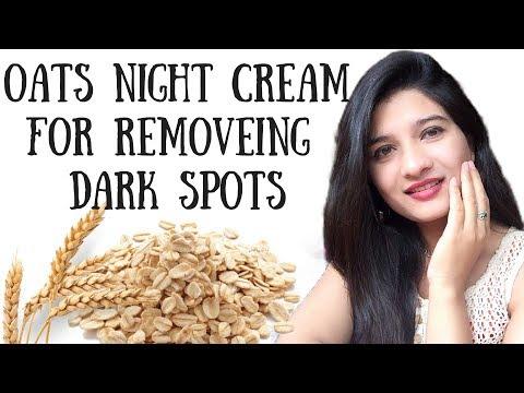 DIY NIGHT CREAM in Hindi - Remove DARK SPOTS, BLACK SPOTS & ACNE SCARS | fast & 100% effective/AVNI