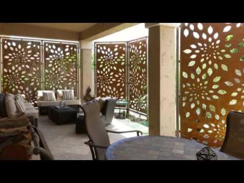 patio privacy screen