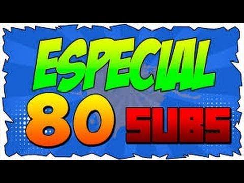 directo especial 80 suscriptoes