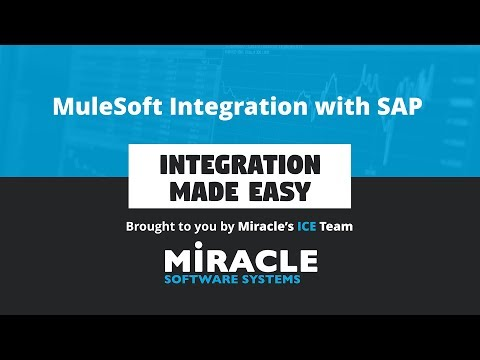 MuleSoft Integration with SAP | Integration Made Easy