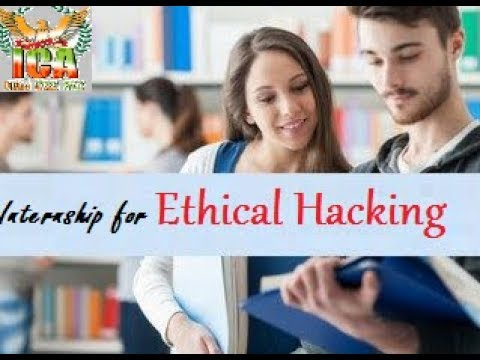 Get internship in Ethical Hacking | Indian Cyber Army