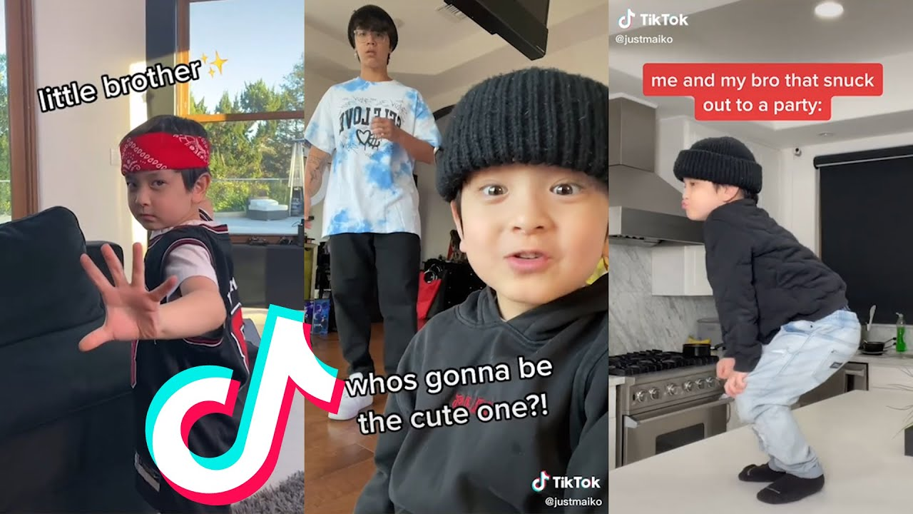 Best of Jonathan Le Mini Mike TikTok Compilation | Featuring Michael Le & Shluv House