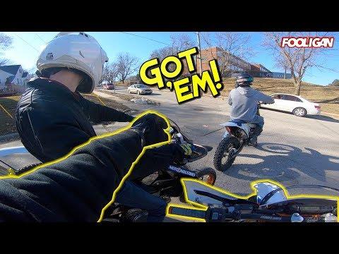 KTM Off-Roading | Bad Crash | Guess Who's BACK!!