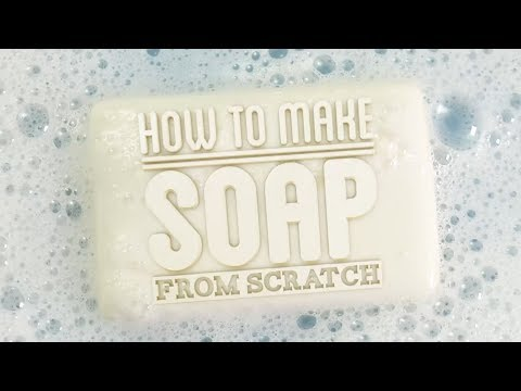 Turning Everything into Soap (Pigs, Plants, Potash, Plus more!) | HTME: Toiletries