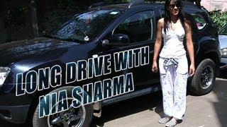 Long Drive With Nia Sharma