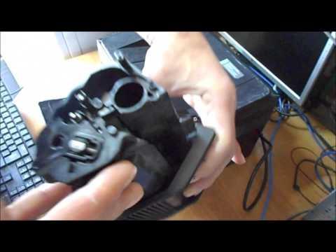 How to Refill toner cartridge for Samsung ML 1640 laser printer