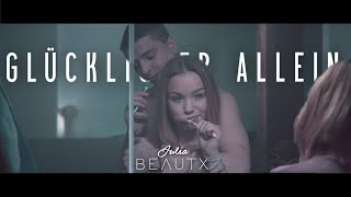 Julia Beautx- Glücklicher allein (Official Music Video)