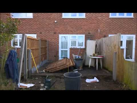 How to Step by step Fence Job ideas