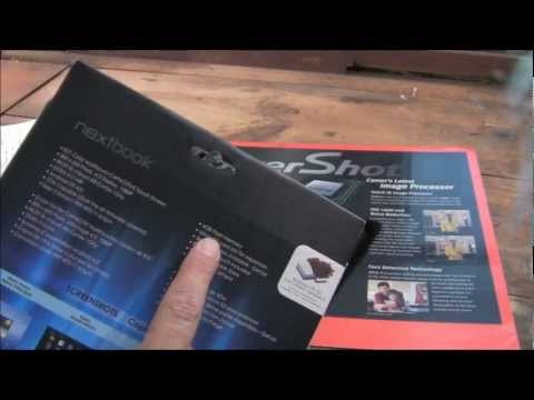 NextBook  Premuim 8 SE Android 4.0 Ice Cream Sandwich a Quick Review.