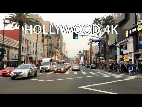 Xxx Mp4 Driving Downtown Hollywood 4K USA 3gp Sex