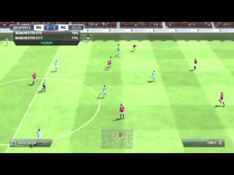fifa 13 Manchester United vs Manchester city (english commentary)