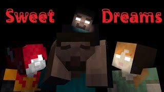 WAKE UP - Minecraft Music Video - Sweet Dreams by Aviators