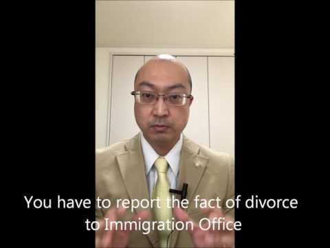 Spouse of Japanese visa