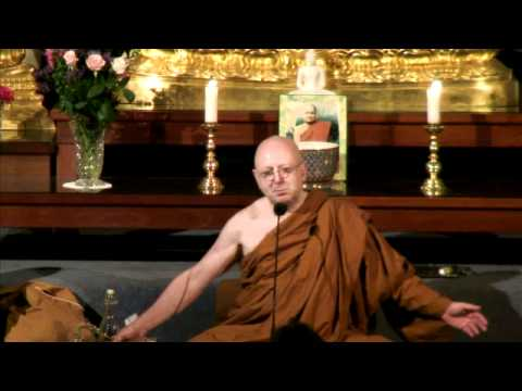 Dealing With a Loved Ones's Suffering | Ajahn Brahm | 05-11-2010