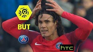But Edinson CAVANI (21') / FC Nantes - Paris Saint-Germain (0-2) -  / 2016-17