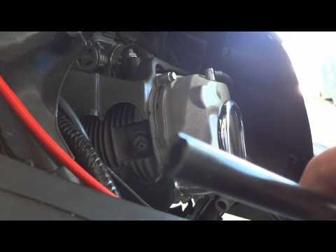 How to fix a stripped spark plug hole