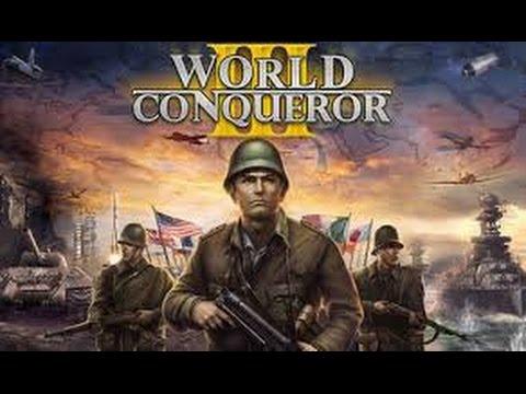 Let's Play World Conqueror 3 - Alien Conquest ( Germany ) Part 1