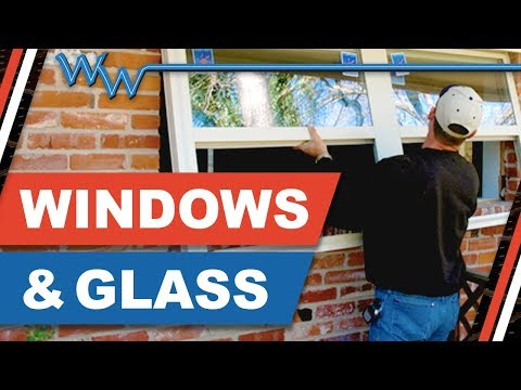 Window and Glass Installation