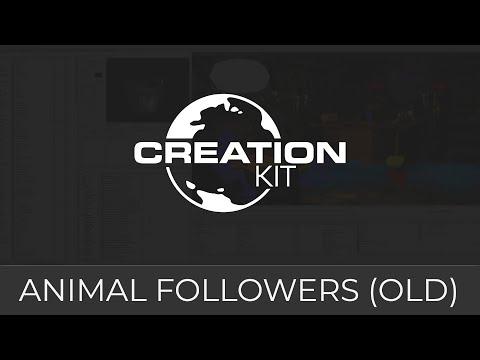 Creation Kit Tutorial (Animal Followers)