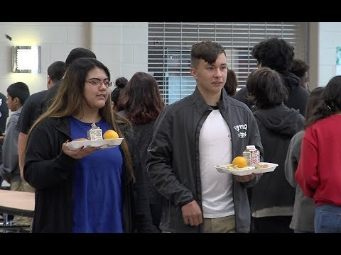 Free meals during summer are underused by students