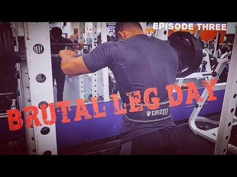 BRUTAL LEG WORKOUT W/ STEVEN CAO | ADVICE FOR BEGINNERS | NEW CAMERA VLOG |