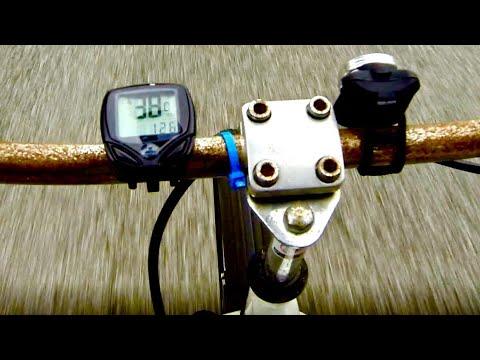 1000W Ebike Top Speed Test
