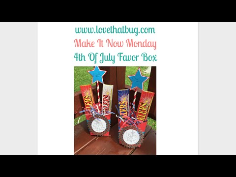 Cricut Explore | MIN | Fry Box Favor