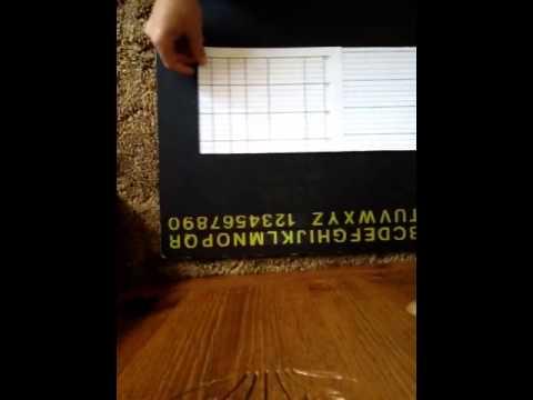 How to make a paper wrestling belt