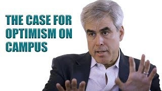 Jonathan Haidt is Optimistic about College Campuses