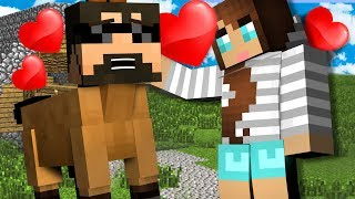 WHAT IS MINECRAFT | MADELYN GETS A HORSE?! #3