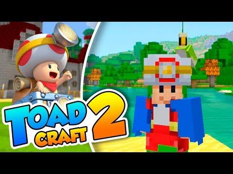 ¡Jamalditos loritos! - #27 - Toadcraft 2 (Super Mario Minecraft) con Naishys