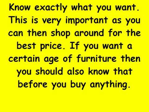 Big Value Depot - How to Select the Best Antique Furniture
