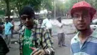 Bohemia spitting for fans in Chandigarh(zira)fzr