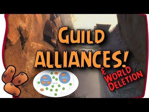 Guild Wars 2 - ALLIANCES In Development & WvW Revamp, World Deletion Revealed!