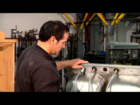 Replacing a Kitchen Sink Sprayer : Home Sweet Home Repair