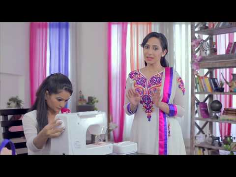 Singer Fashion Maker Demo (Hindi language)
