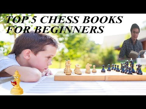 Top 5 Chess Books For Beginners