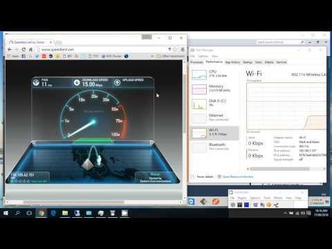 Sky Broadband Speed Test and Network Monitor