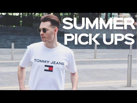 Mens Fashion Streetwear Haul Summer 2018