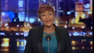 Le 20 Heures de RTI1 du 14 décembre 2018 par Marie Laure N'goran