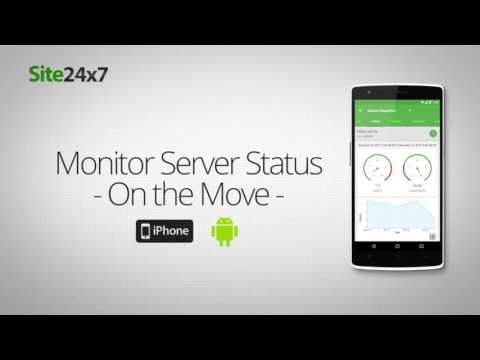 Site24x7: Linux Server Monitoring from the Cloud - All new control panel