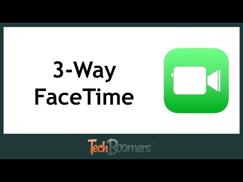 3 Way FaceTime
