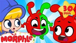 Red ORPHLE Returns! - Mila and Morphle | BRAND NEW | Cartoons for Kids | @Morphle TV