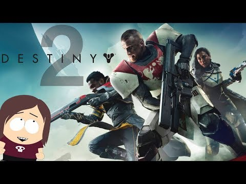 I play Destiny 2 on PC || First Impressions