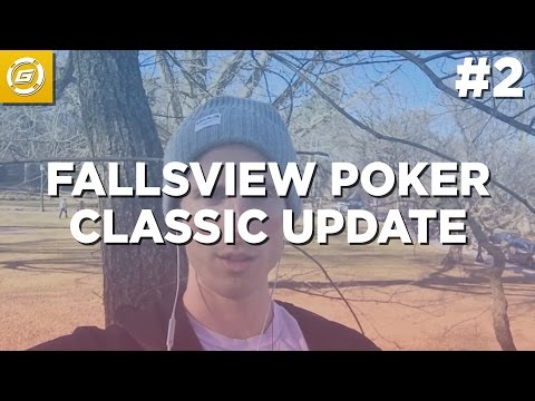 Fallsview Poker Classic Update #2 - Making the Most of Rare Opportunities