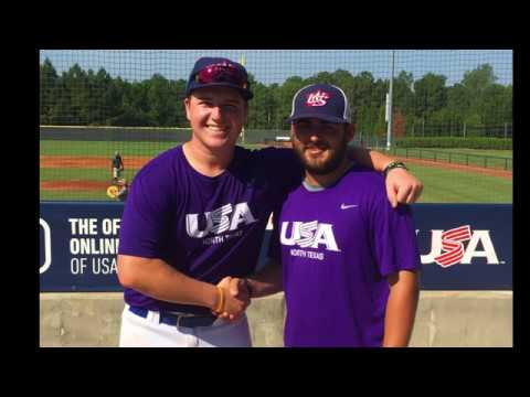 William St  Martin NTIS USA Baseball Cary