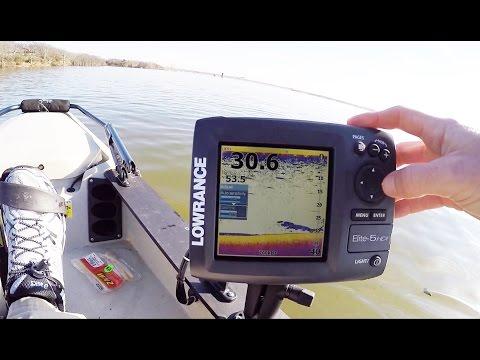 Fish Finder Set Up with LakeForkGuy