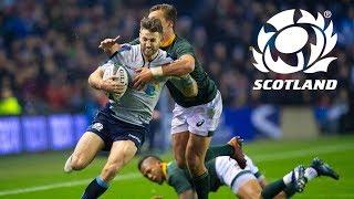 HIGHLIGHTS | Scotland V South Africa
